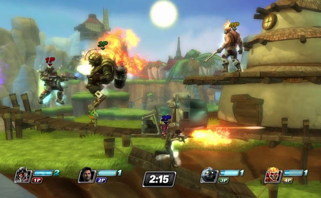 Gamescom 2012: PlayStation All-Stars Battle Royale