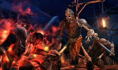 Gamescom 2012: Castlevania Lords of Shadow - Mirror of Fate