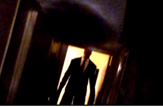 Псих-больница им. Святого Патрика. 2012г. Пациент Чарльз Льюис Эвирет, острая стадия психоза.  - Добрый день, мистер .... - Изображение 2