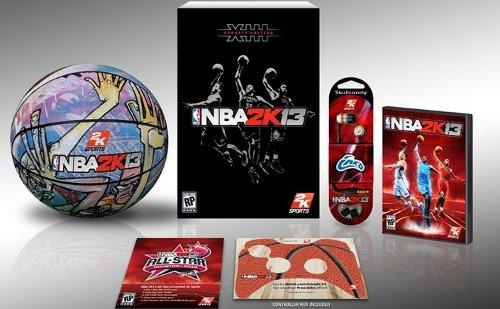 Gamescom 2012: NBA 2K13