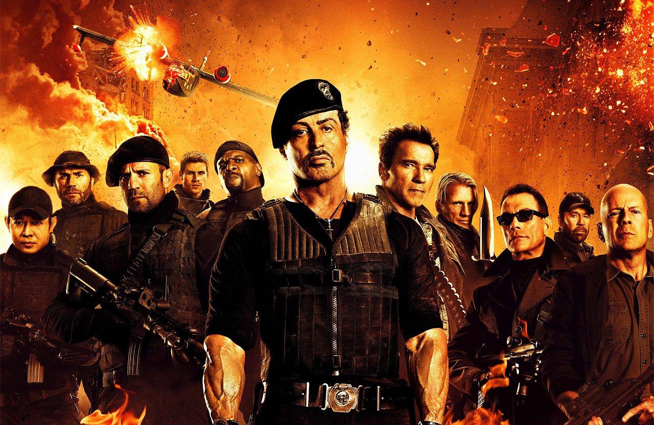 Глядя на плакат второго фильма, невольно не можешь поверить, что почти каждого из этих актёров ты видел в отличном б .... - Изображение 1