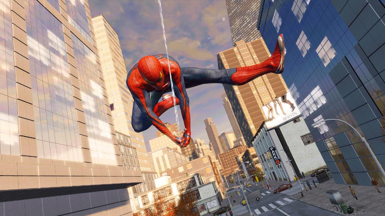 Игры паук человек и картинки