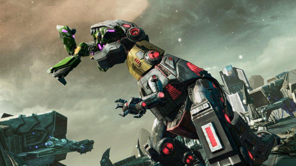 От игры ''Transformers: Fall of Cybertron'' я ждал всякого... Но я и помыслить не мог, что она пробудит моё злобное  .... - Изображение 1