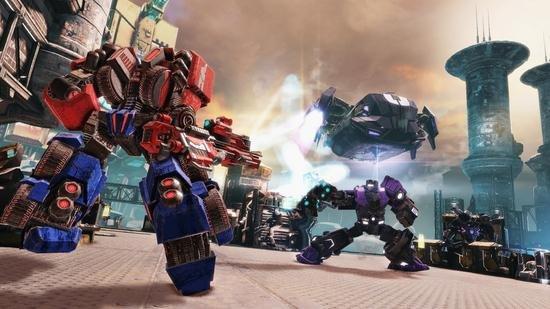 От игры ''Transformers: Fall of Cybertron'' я ждал всякого... Но я и помыслить не мог, что она пробудит моё злобное  .... - Изображение 3