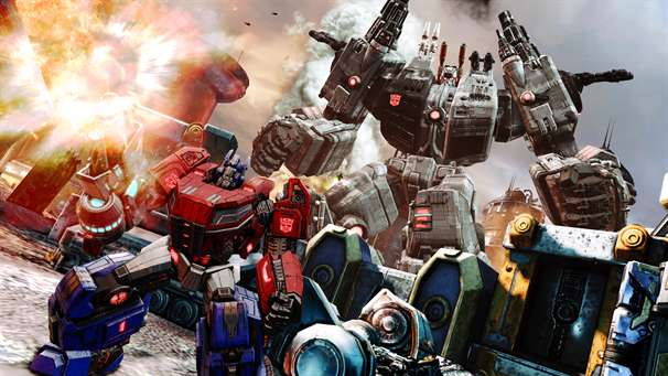 От игры ''Transformers: Fall of Cybertron'' я ждал всякого... Но я и помыслить не мог, что она пробудит моё злобное  .... - Изображение 2
