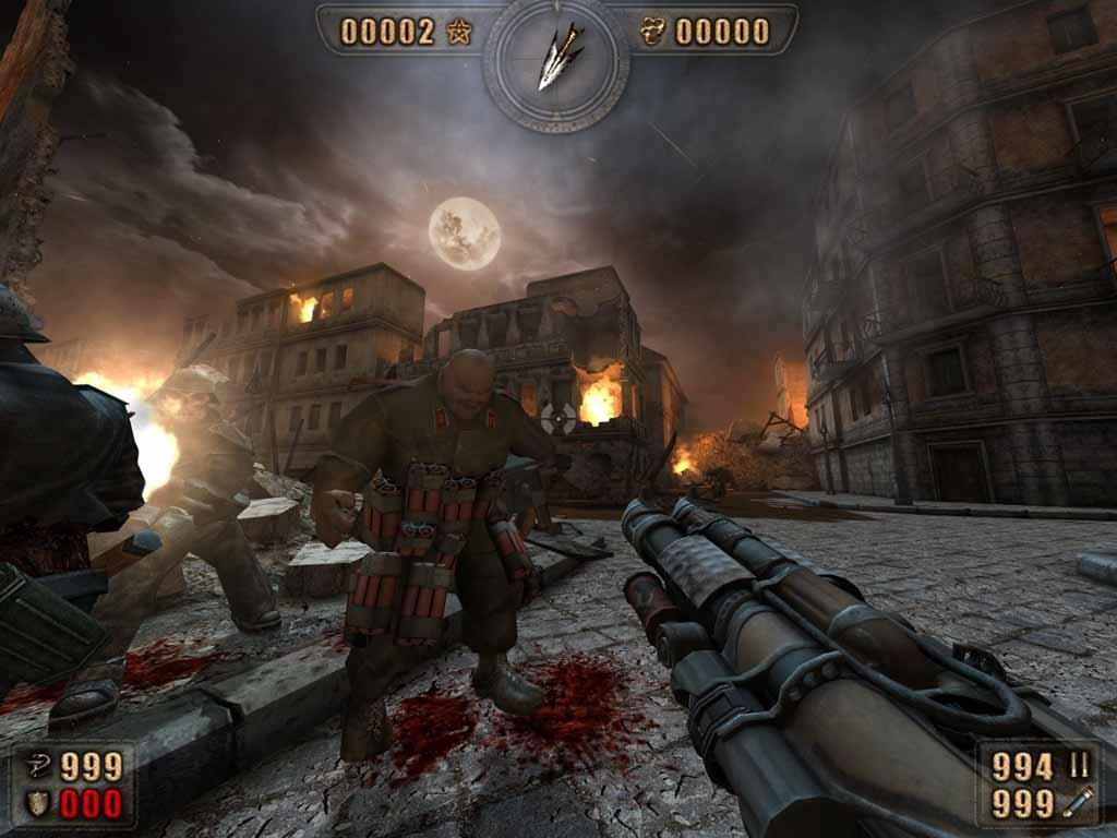 Infan.ru  Скриншоты к программе Painkiller Black Edition