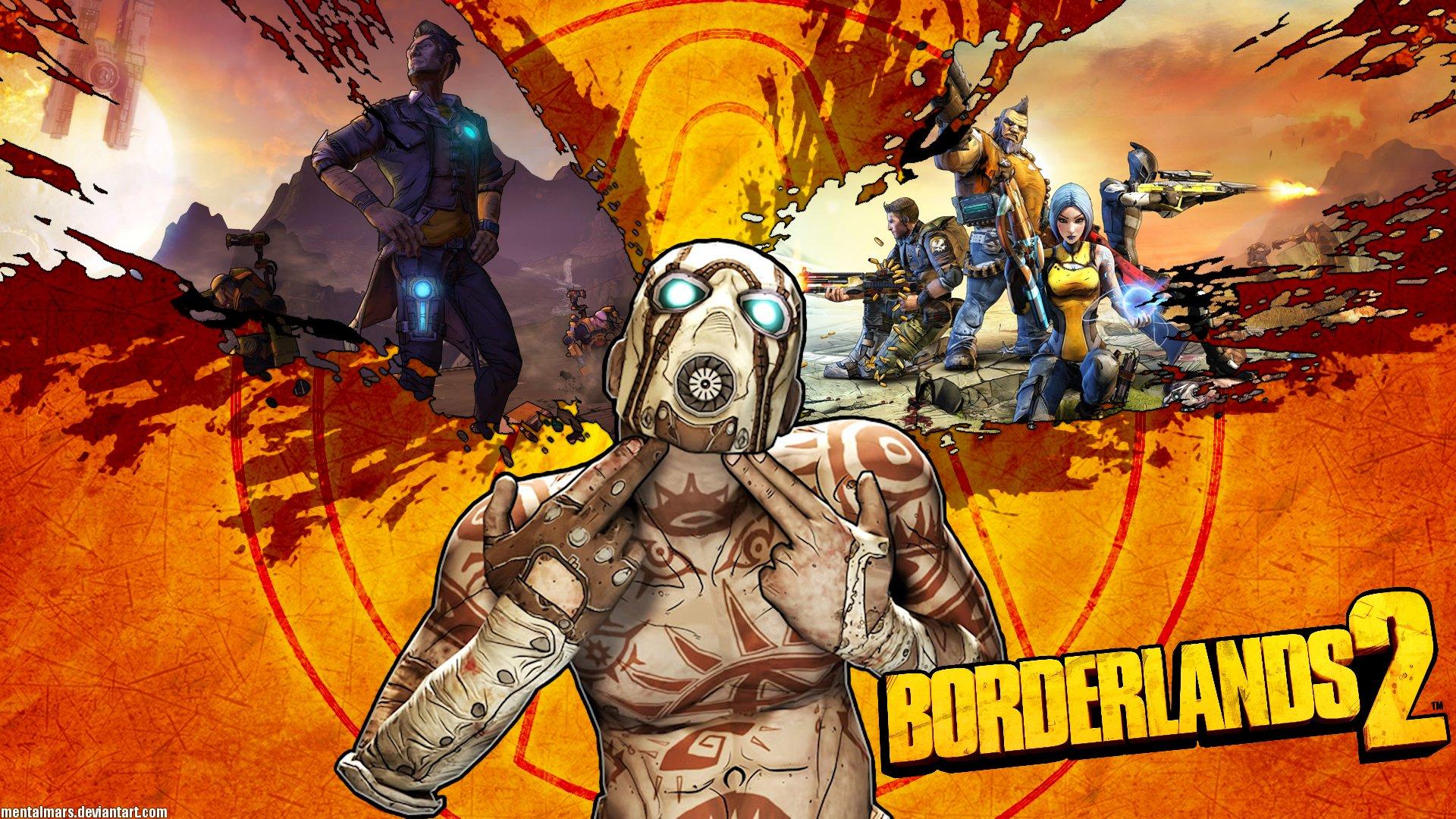 Borderlands 2Жанр: Шутер с элементами РПГДата выхода: В России 21 сентября 2012Разработчик: Gearbox SoftwareИздатель .... - Изображение 1