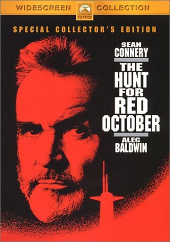 Посмотрел вчера довольно интересный фильм Охота за Красным Октябрем (The Hunt for Red October) (1990 года выпуска).  .... - Изображение 1