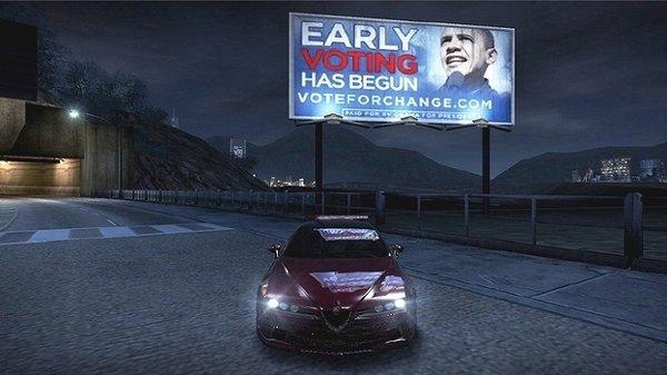 Президентскую кампанию Обамы прорекламируют в видеоиграх