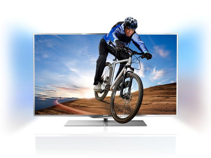 Philips Smart TV - готовьтесь видеть больше!
