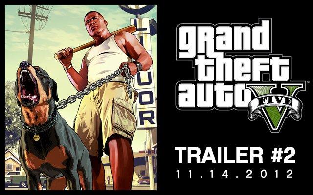 Rockstar сообщили что второй долгожданный трейлер Grand Theft Auto V, дебитирует 14 ноября в среду.. - Изображение 1