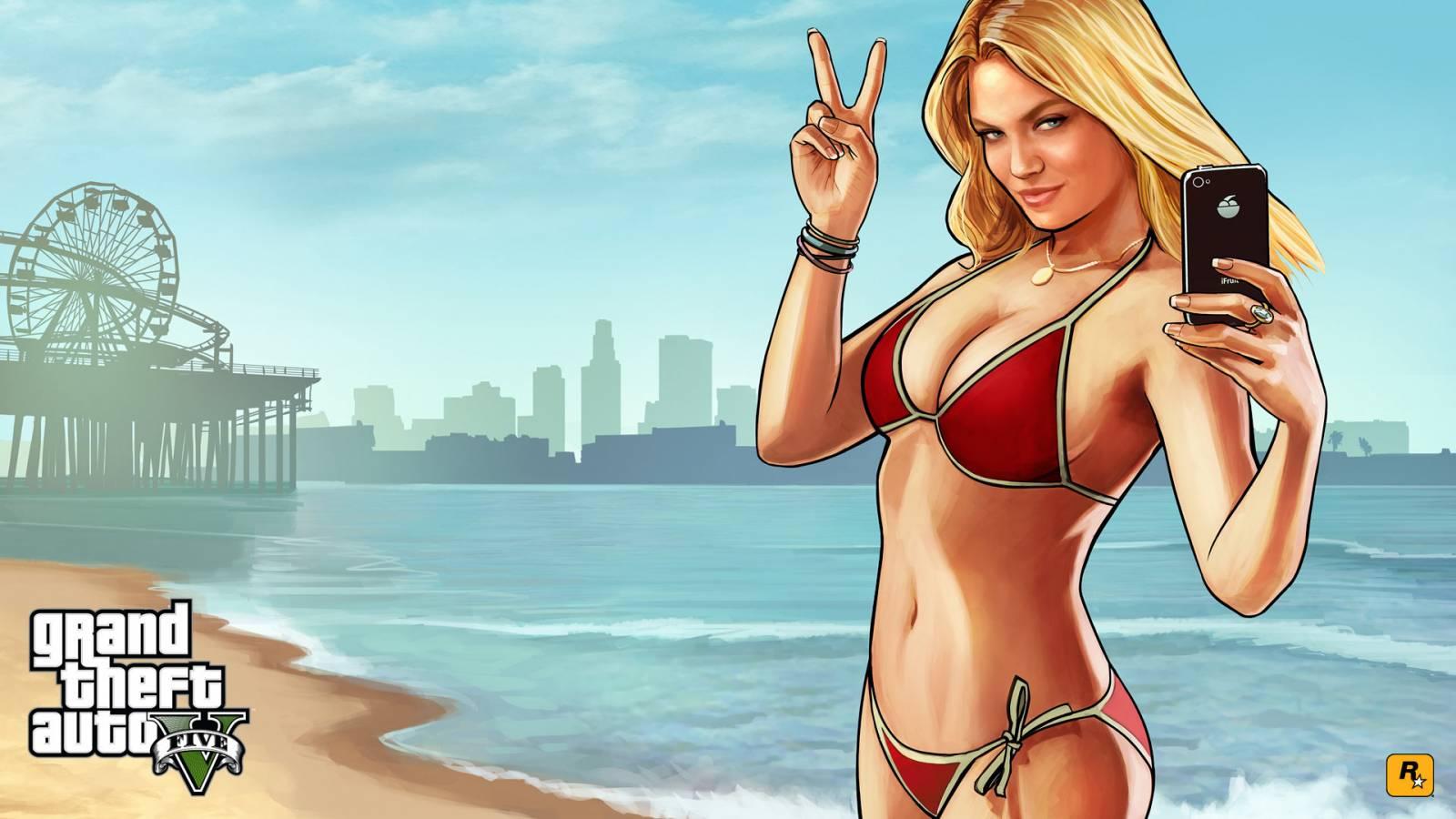 Да, героем, главного персонажа игры GTA 5 врятли можно назвать. Как и персонажей всех предыдущих частей, ведь это вс .... - Изображение 3