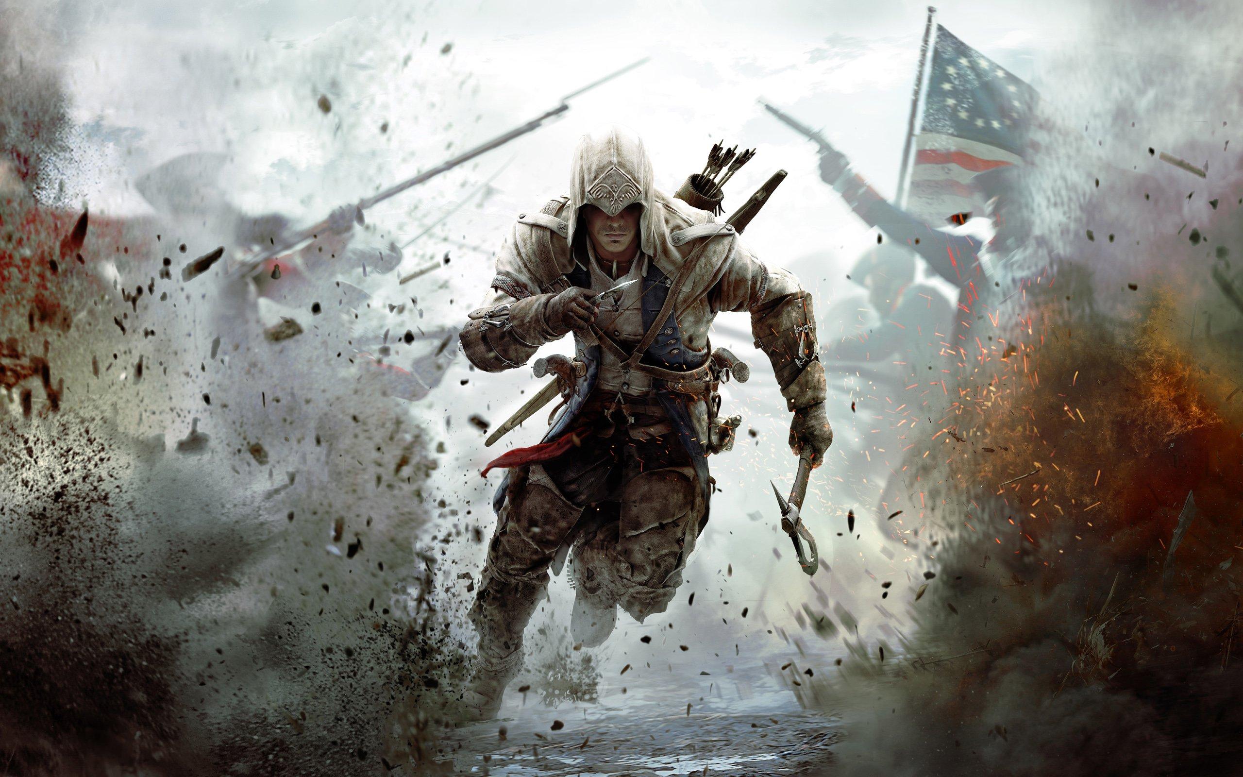 Assassin's Creed 3 получил первое DLC