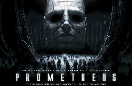 В 2012-ом году состоялась премьера нового фантастического фильма от Ридли Скотта под названием Прометей. Картина был .... - Изображение 1