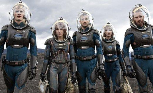 В 2012-ом году состоялась премьера нового фантастического фильма от Ридли Скотта под названием Прометей. Картина был .... - Изображение 2