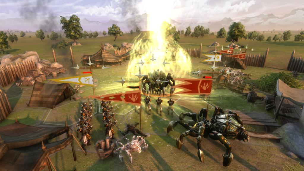 Скриншот Age of Wonders 3: Deluxe Edition (2014) REPACK ОТ R.G. МЕХАНИКИ скачать торрент бесплатно