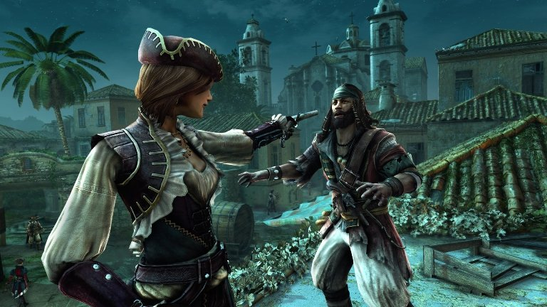 Assassins creed 4 black flag рецензия 1517