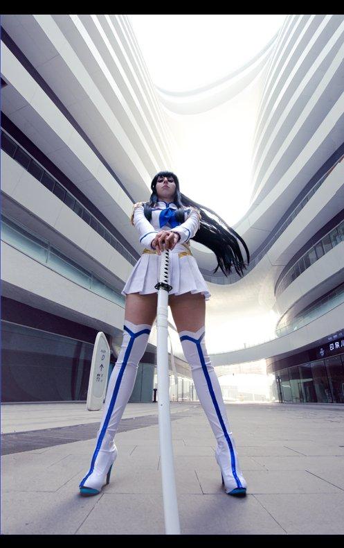 Kill la Kill: Kiryuin Satsuki. - Изображение 1