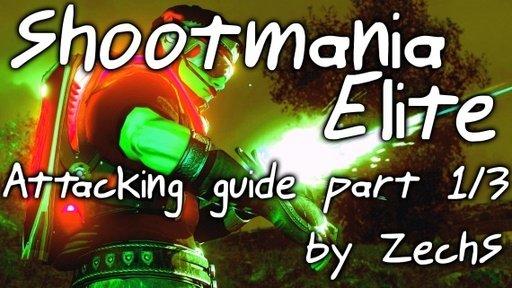 Shootmania. Как выиграть атакующий раунд. - Изображение 1