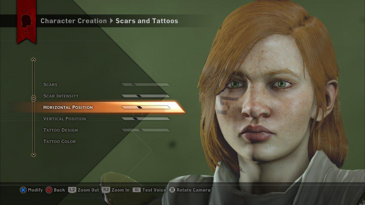 Скриншот этой веснушчатой гномки-Инквизитора сделан на PlayStation 4.. - Изображение 1