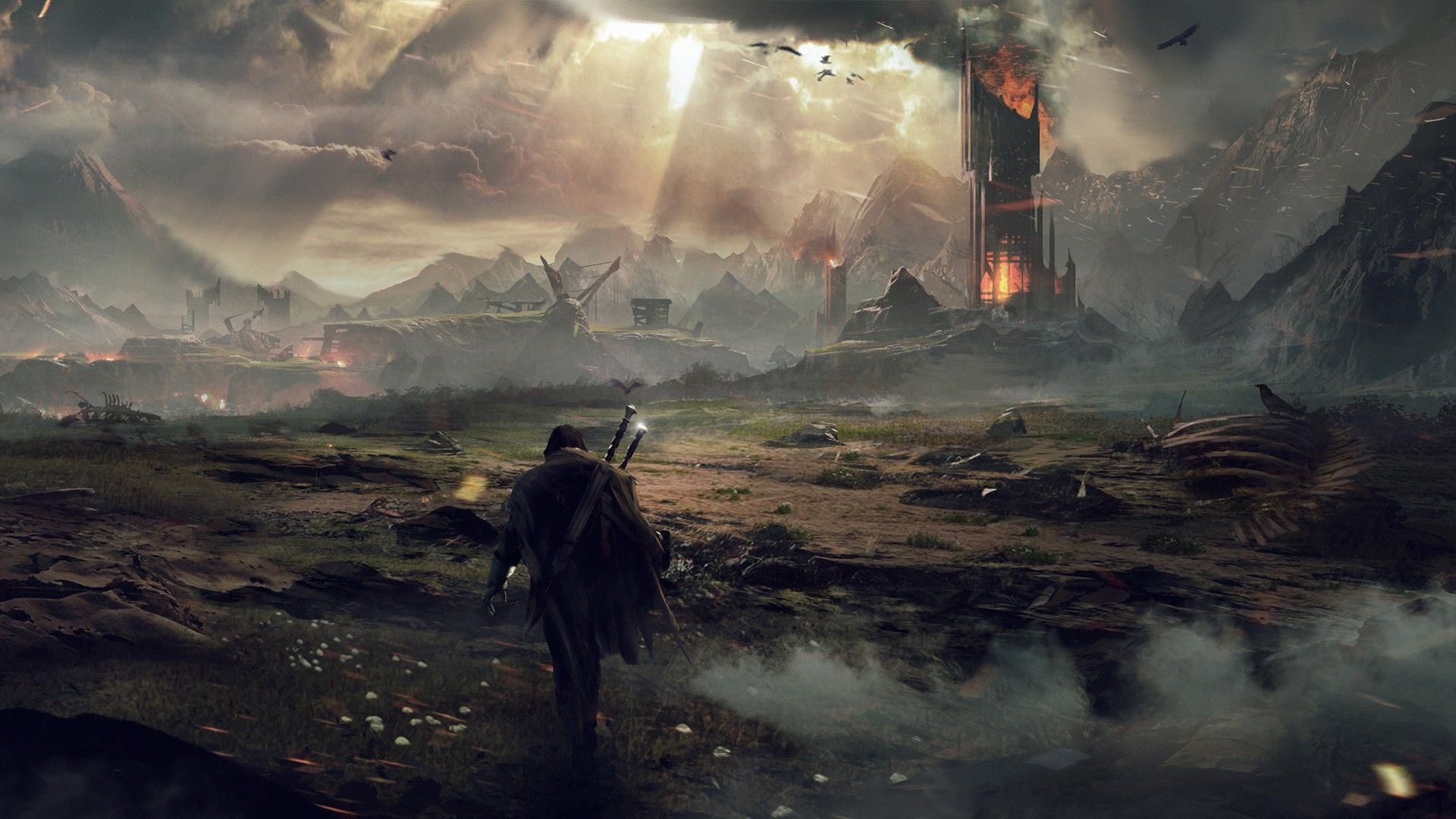 Как правильно играть в «Middle-Earth: Shadow of Mordor». Наверное.. - Изображение 7