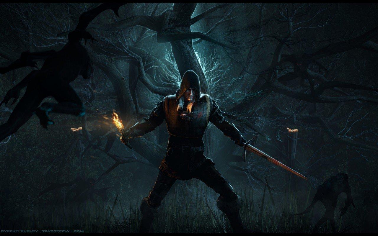 Серии игр The Witcher сегодня исполнилось 7 лет!. - Изображение 2