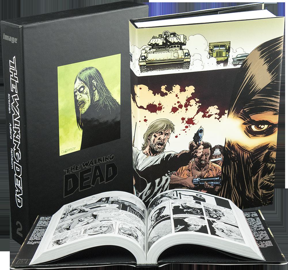 The Walking Dead Omnibus. - Изображение 1