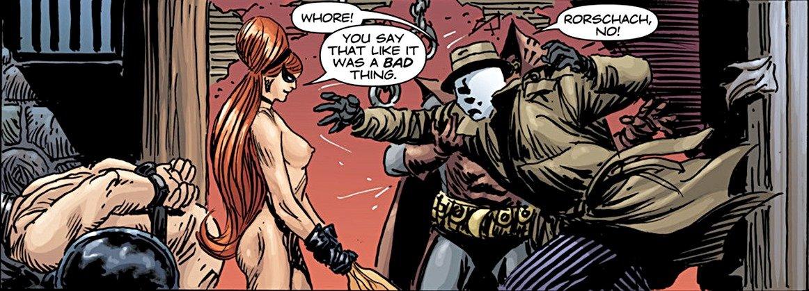 Игры и фильмы по комиксам: Watchmen. - Изображение 8
