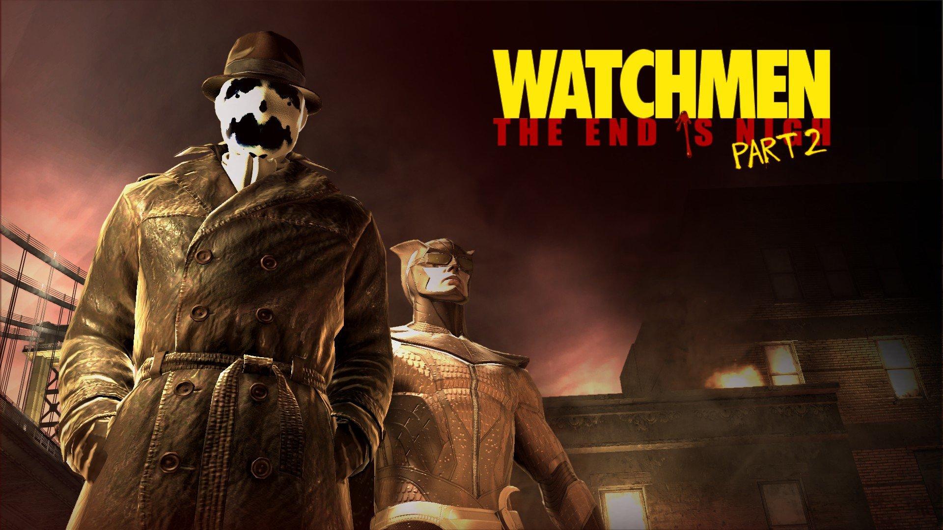 Игры и фильмы по комиксам: Watchmen. - Изображение 7