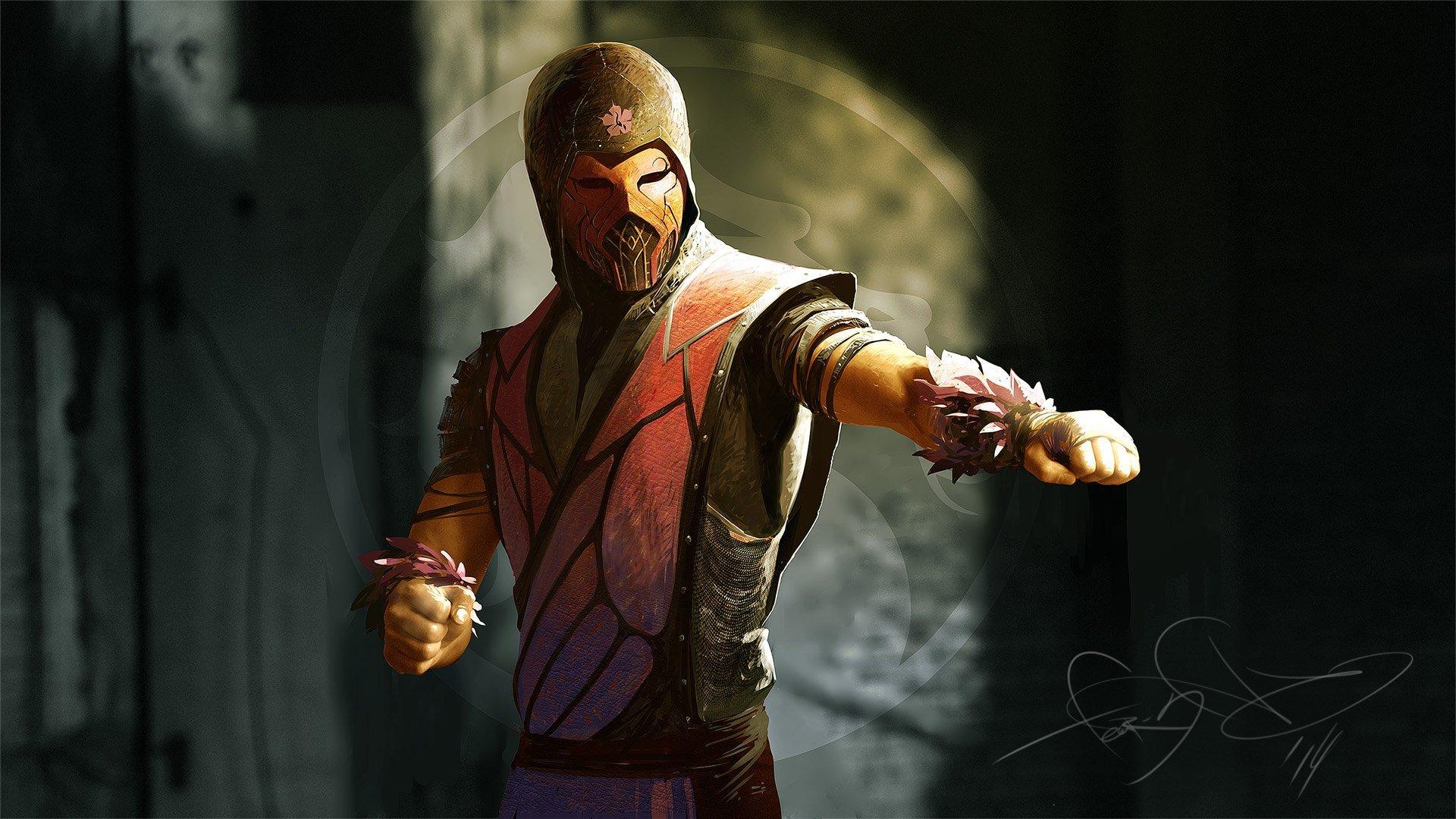 Art-Подборка Mortal Кombat. - Изображение 8