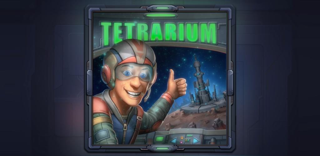 Длинный путь, маленькой игры TETRARIUM на Google Play. - Изображение 1
