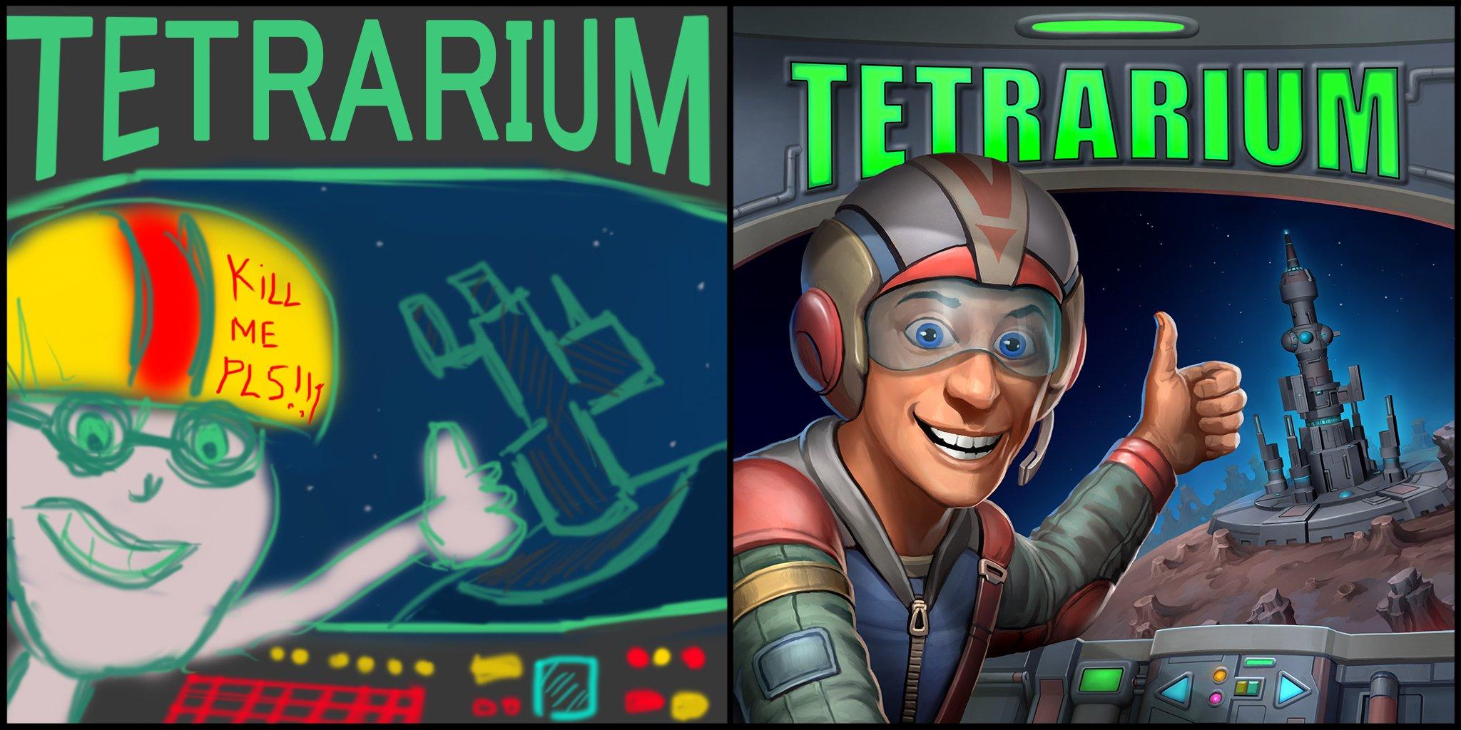 Длинный путь, маленькой игры TETRARIUM на Google Play. - Изображение 5