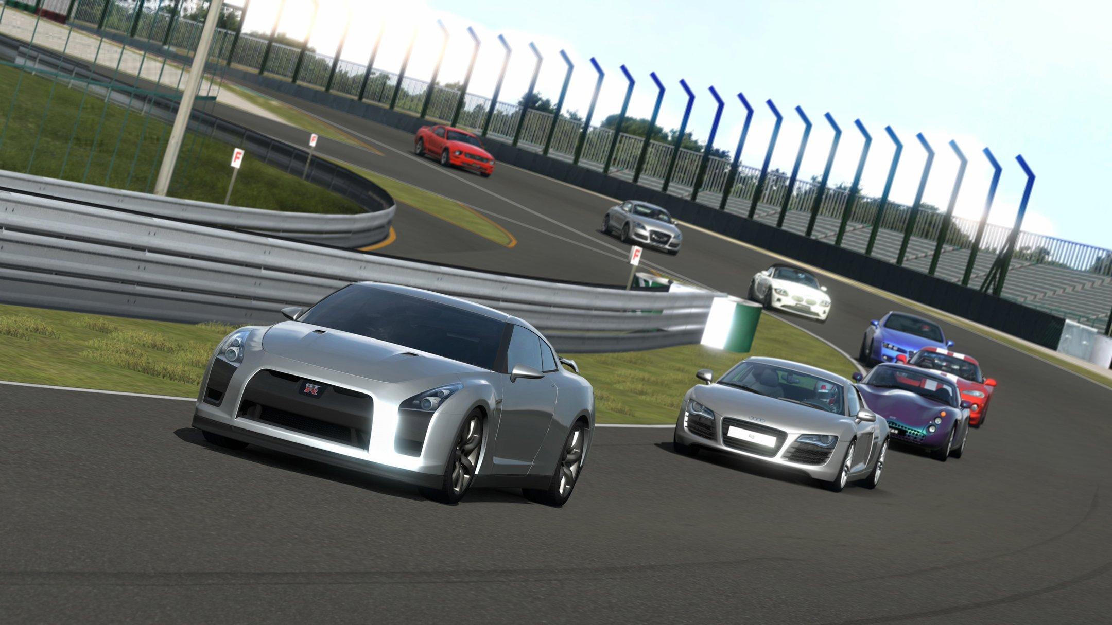 3D инструктор 2, Euro Truck Simulator 2, Gran Turismo 6 - как ведет себя руль Logitech G27 . - Изображение 1