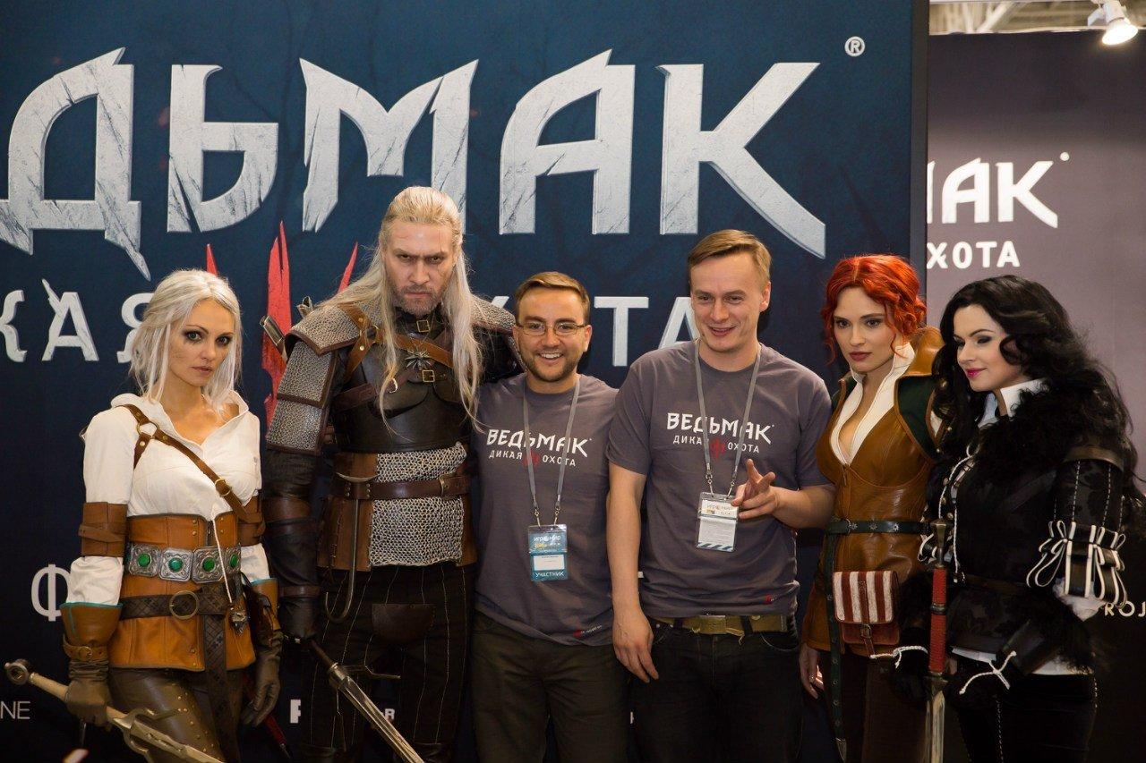 The Witcher 3: Wild Hunt на «Игромир 2014»       Впервые игровой процесс будет представлен полностью на русском яз .... - Изображение 7
