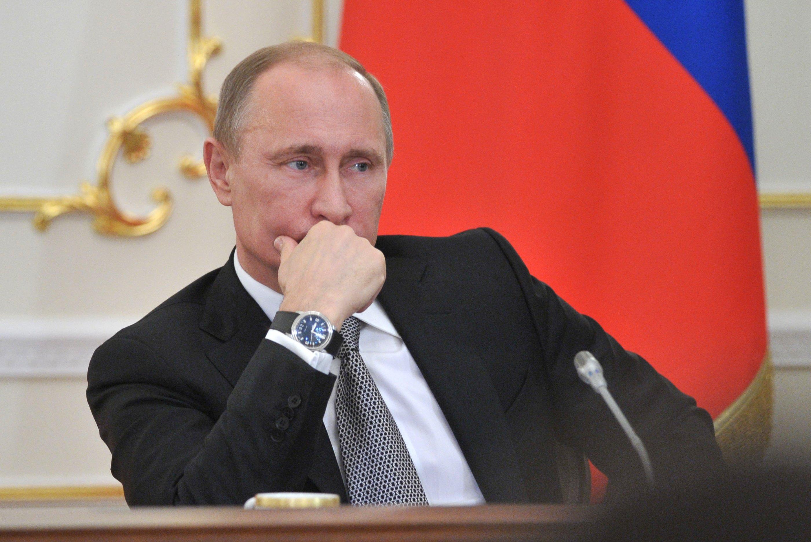 У Владимира Владимировича Путина сегодня день рождения. - Изображение 1