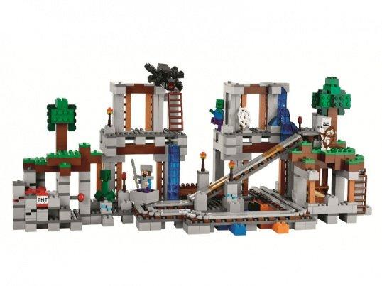 Lego Minecraft. - Изображение 1