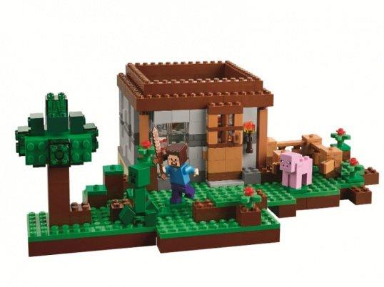 Lego Minecraft. - Изображение 4
