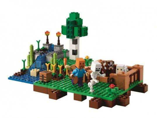 Lego Minecraft. - Изображение 5
