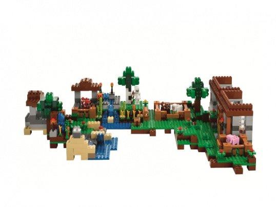 Lego Minecraft. - Изображение 3