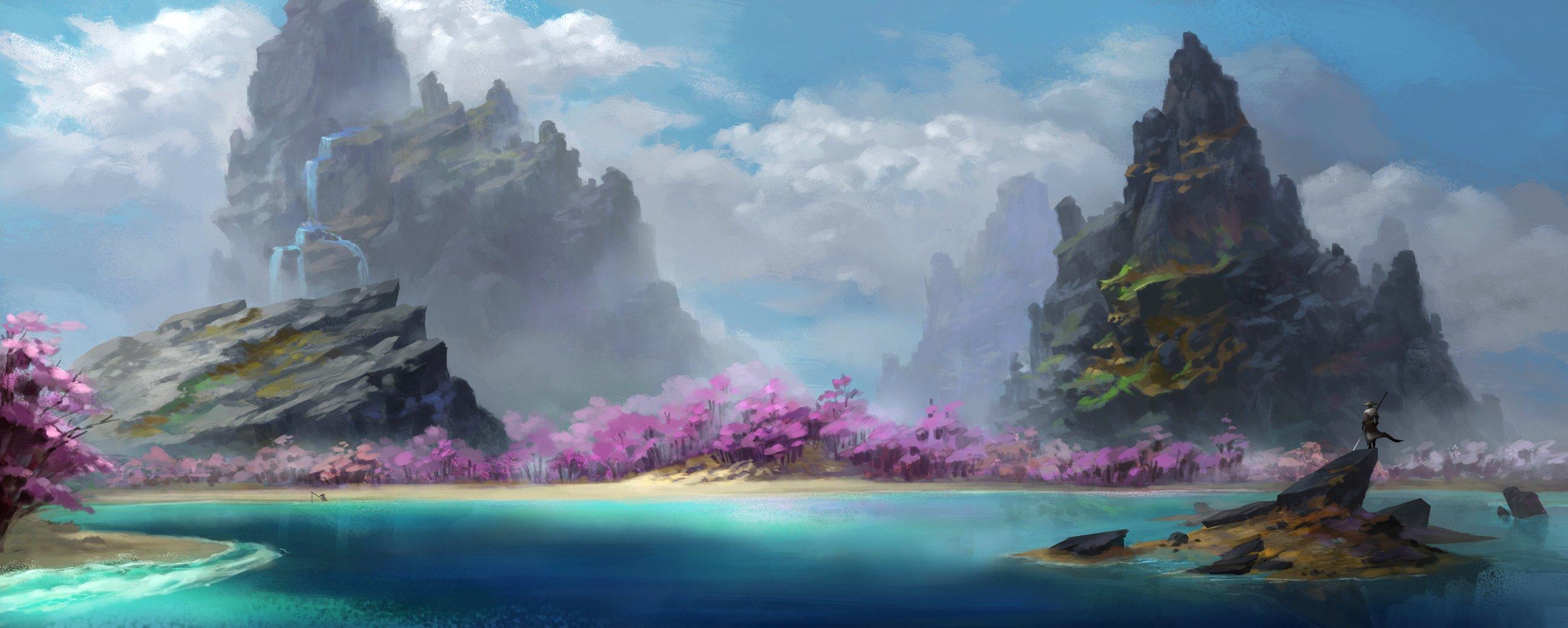 Легенды Кунг Фу - Остров персиков. - Изображение 1