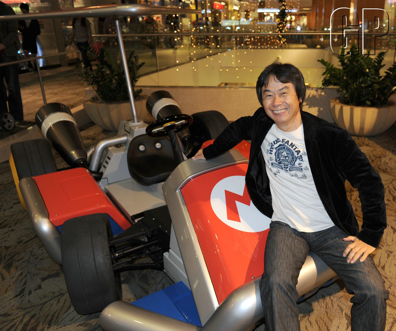 Сигэру Миямото исполняется 62 года. - Изображение 1