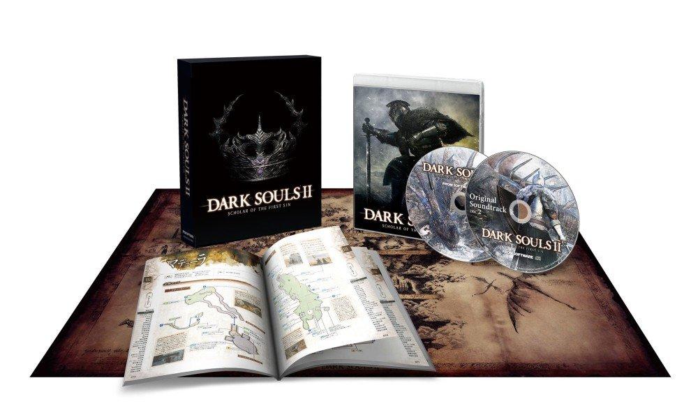 Dark Souls 2: Scholar of the First Sin - разница между DLC и патчем 1.10. - Изображение 1