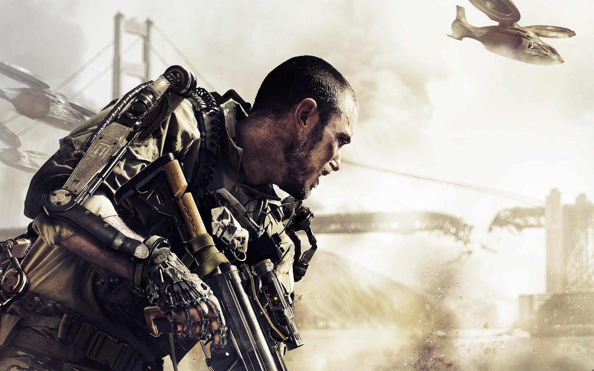 Стрим прохождения одиночной компании CoD:Adwanced Warfare. - Изображение 1