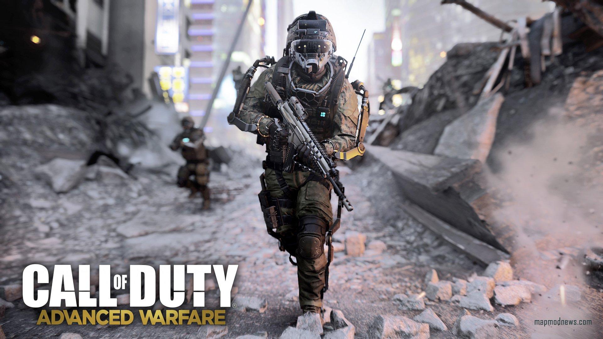 Call of Duty Advanced Warfare. Старая игра на новый лад. - Изображение 1