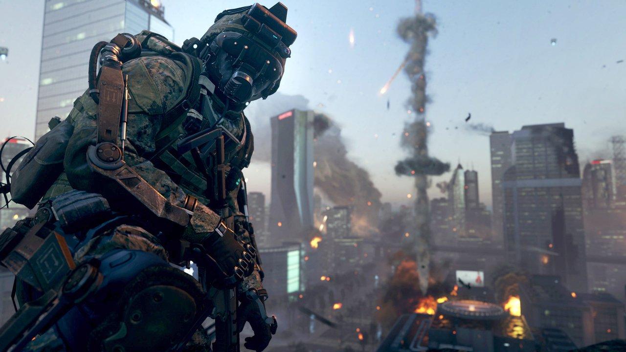 Call of Duty Advanced Warfare. Старая игра на новый лад. - Изображение 5