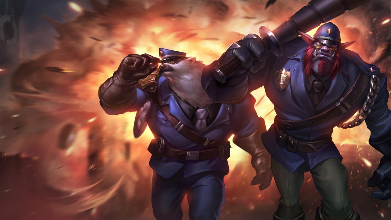 Riot Games и их синематики по League of Legends.. - Изображение 1