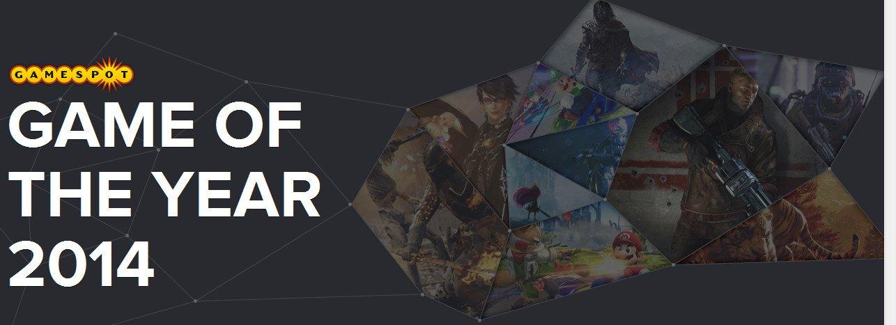 Объявлены лучшие игры 2014 года по версии GameSpot. - Изображение 1