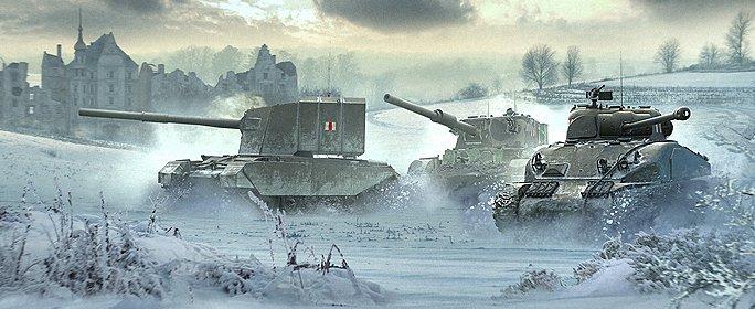 World Of Tanks - 22 декабря выходит обновление 9.5. - Изображение 1