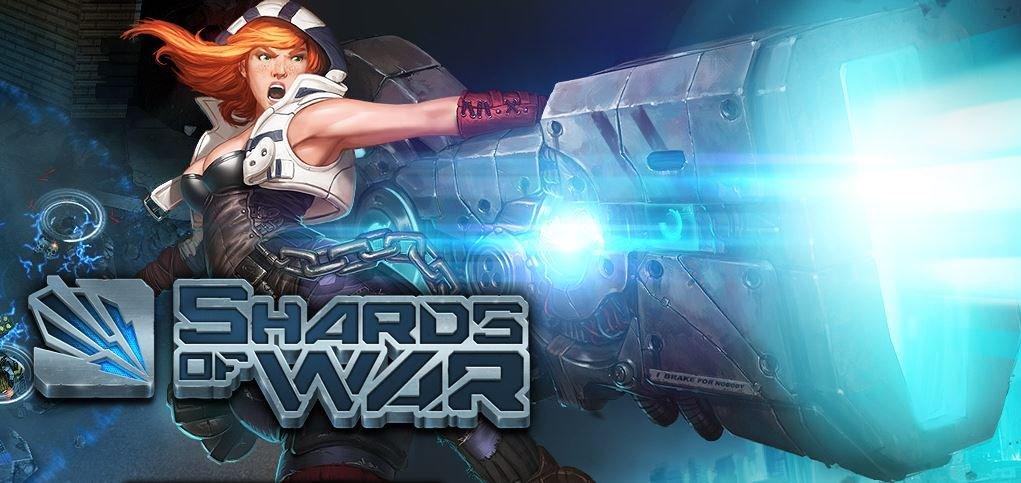 Поиграйте в Shards of War. - Изображение 1