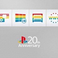 В честь 20-летия первой PlayStation Sony решили ударить по ностальгии и подготовили специальную визуальную тему дл .... - Изображение 1
